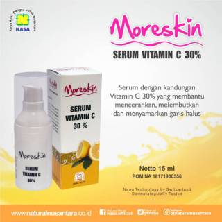 Moreskin Serum Vitamin C