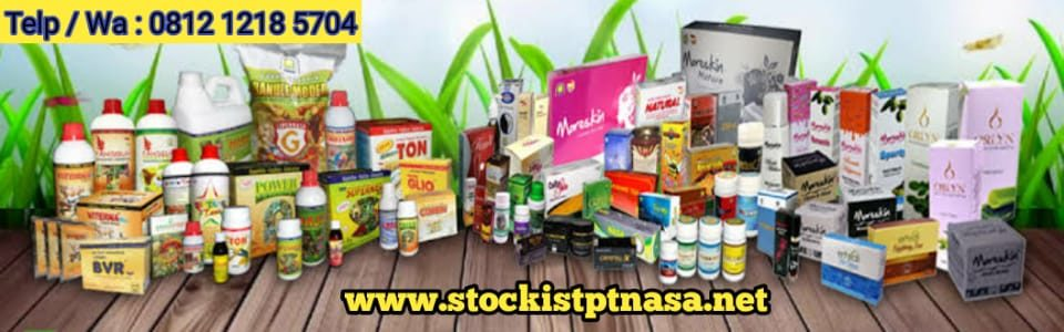 Stockist PT Nasa