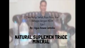 Manfaat Natural Suplemen Trace Mineral Nasa