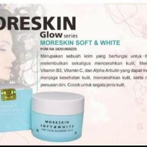 MORESKIN Glow Series Soft & White